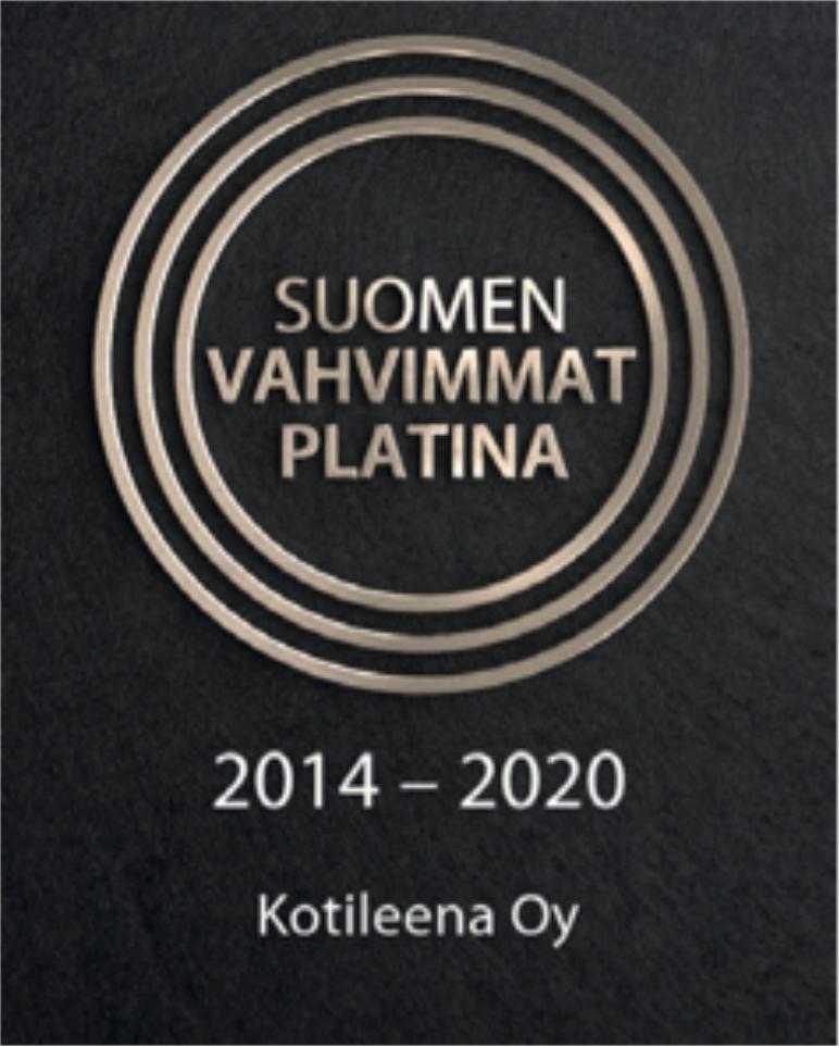 Suomen vahvimmat platina sertifikaatti